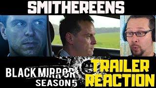 Black Mirror: Smithereens | Official Trailer Reaction | Netflix