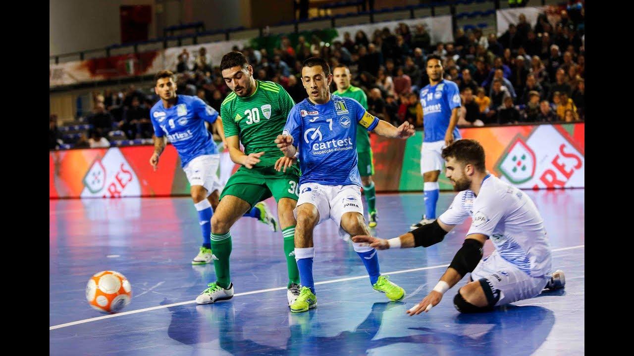 Liga portuguesa futsal