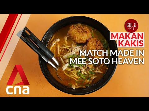 Best Singapore eats: Sweet, spicy mee soto in Ang Mo Kio | CNA Lifestyle