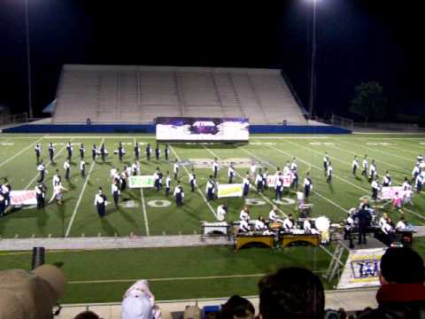 Wheeler High School Band 2009