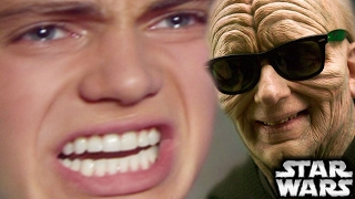 Anakin Skywalkers REAL Father Confirmed by George Lucas - Star Wars Explained [Dash Star] thumbnail