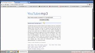 Télécharger une musique sur YouTube en 20 secondes