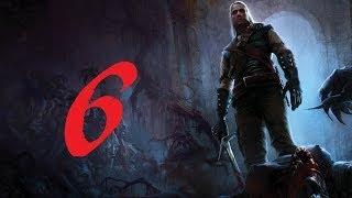 The Witcher Прохождение Серия 6 (Пьяница Одо)