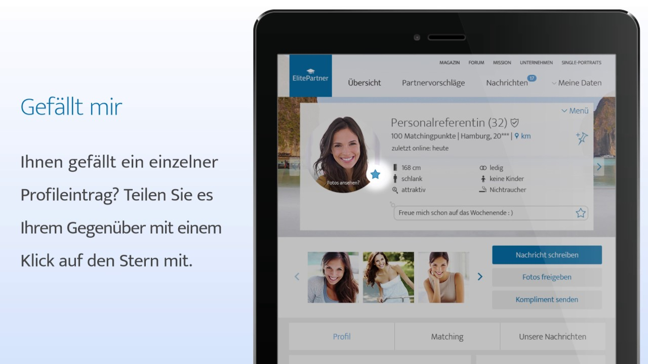 Dating-App-Gesichter