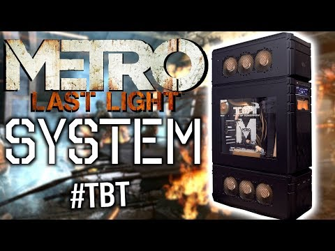 Metro Last Light Throwback Thursday Custom Build