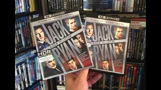 Unboxing and reviewing the jack ryan 5-film collection on 4k ultra hd blu-ray. buy it from amazon: https://amzn.to/2wiukbb featuring five discs, ...