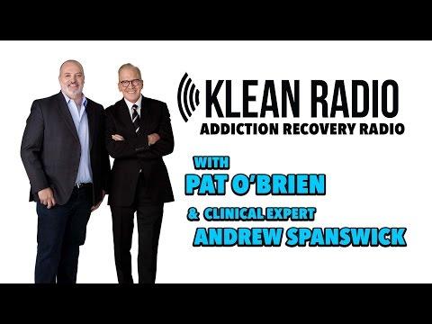 KLEAN Radio w/ Pat O'Brien - ADDICTION RECOVERY RADIO (05/31/2015)