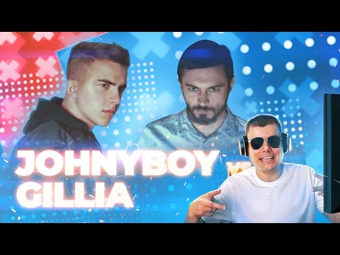 Johnyboy Vs. Gillia   6 Раунд   17 Независимый баттл Hip-hop.ru