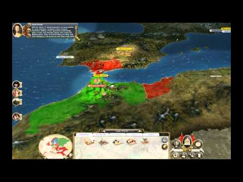 Empire: Total War Let's Play - Morocco Episode 1