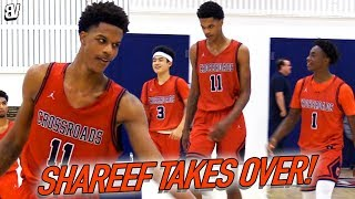 Shareef O'Neal SHUTS UP