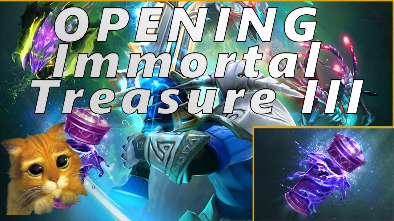 Immortal Treasure I: OPENING Immortal Treasure III 2017