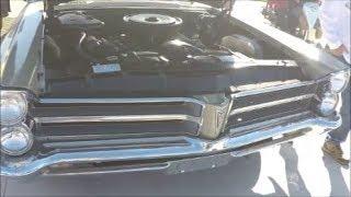 1965 Pontiac Bonneville Convertible Gold TurkeyRodRunDaytona112517