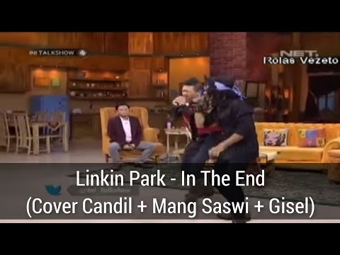 Linkin Park - In The End (Mamang Candil Cover NET.)
