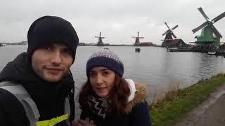 HOLLANDA 🇳🇱 ZAANSE SCHANS GEZİSİ ; Bir Çift Bilet
