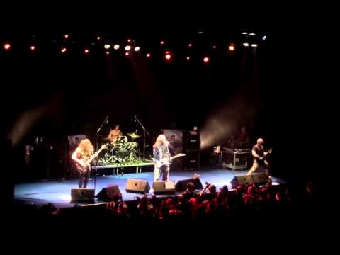 SoulFly - Maximum Cavalera Tour - Live in Moscow