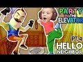 watch he video of HELLO NEIGHBOR, CAN WE PARTY IN YOUR ELEVATOR? Scary FNAF Theme Park House? (FGTEEV Part 4 Alpha 1)