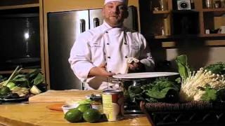 Cooking Class With Louis Rheaume: Thai Green Curry Soup