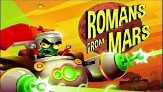 Romans From Mars iPhone/iPod Touch/iPad Gameplay [HD]