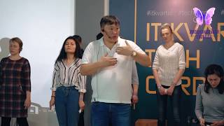 психолог Игорь Ким Дети стесняются несчастливых родителе Эмоциональные блоки в теле ДРО