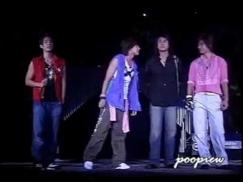 F4 Concert Bangkok Fantasy with F4