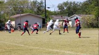 Annapolis Christian Academy 2011 JV Highlights