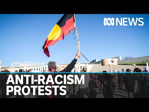 Health authorities warn protesters not to march this weekend | ABC News