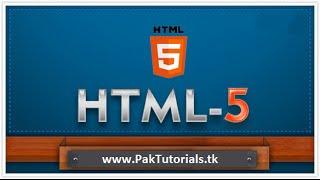 HTML Tutorial 12 in Urdu & Hindi  PakTutorials tk   By Sohaib Saleem