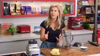 The Boss™ Citrus Sorbet - Everyday Gourmet and the Breville Boss Superblender