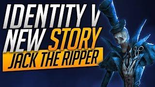 NEW STORY - Jack The Ripper (Theory) - Identity V