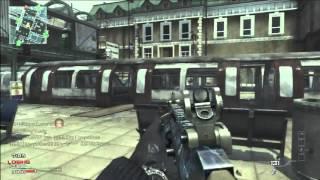 Call of Duty Modern Warfare 3 Multiplayer Gameplay #363 Underground