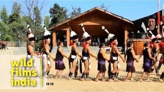 Jam Hang - folk song of Khiamniungan Naga tribe, Nagaland