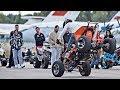 YouTube Turbo Quad Battle - Best Stunts