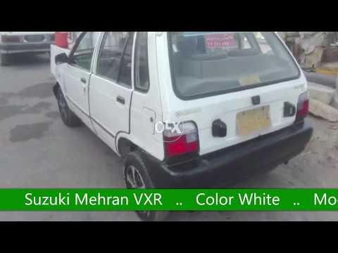 Suzuki Mehran 2001 Model For Sale In Cheap Price - YouTube