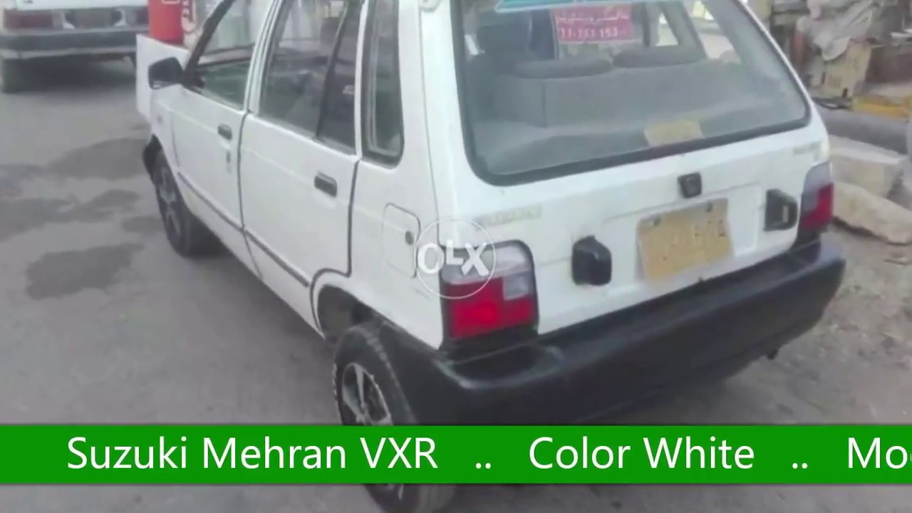 Suzuki Mehran 2001 Model For Sale In Cheap Price Youtube
