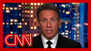 Chris Cuomo: Trump's judgment 'may be impaired'
