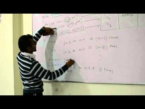 Step Count Method to Measure Time Complexity of an Algorithm - Part 2