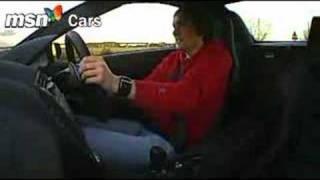 MSN Cars test drive of the Mercedes-Benz SLK 55 AMG Black