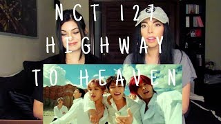 Gambar cover NCT 127 - HIGHWAY TO HEAVEN (ENGLISH VER) M/V | REACTION
