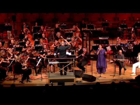 "Pari Isazadeh Live at Stockholm Concert Hall with Royal Philharmonic Orchestra, ""Chi Begam-part2"""