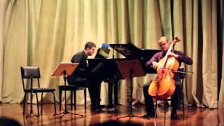 Trio Brasil Sonare - Vocalise Op. 34, nº 14 (S. Rachmaninoff)