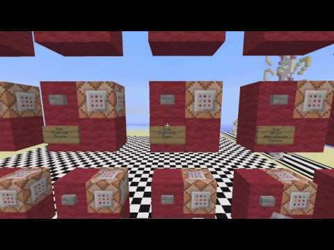 Minecraft Map Building Sound Reference Library