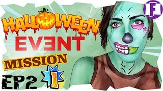 HALLOWEEN EVENT Patch 6.20 - Fortnite Save the World - Mission 1 Episode 2