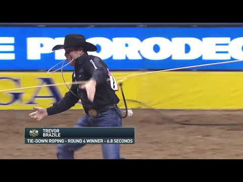 2018 Wrangler NFR Round 4 Highlights