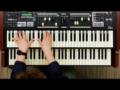 Hammond Organ: The New SKX Extra Voices!
