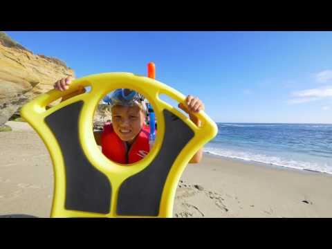 SteadyVu Snorkeling Boards