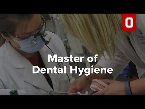 Master of Science in Dental Hygiene