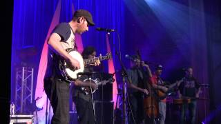 Greensky Bluegrass live at the Neptune Theater in Seattle, Washingt...