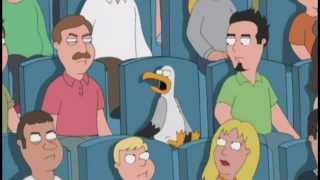 Family Guy - Seagull at Adam Sandler Movie