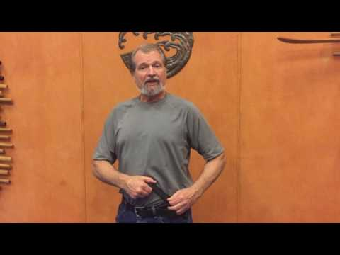 Everyday carry clip for the Yukanto demonstration by James Williams