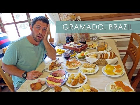 Gramado Day Trip of Gluttony - Travel Deeper Brazil (Ep. 6)